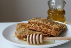 Jablečné toasty s medem | Cooking with Šůša