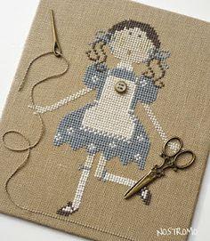 design C'Mon Monde Alice.... very nice idea!!