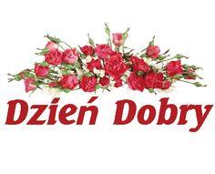 Wiersze,Gify Na Dzień Dobry ...: Gify na dzien dobry - kwiaty Poland