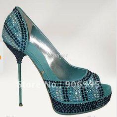 sex shoes   Wholesale Sex appeal diamond Women's high heel pumps shoes Supplier