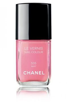 A forgiving pink polish that perks up end-of-winter skin