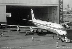 Douglas DC-8-21 United Airlines
