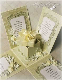 would be a cool way to give bridesmaids a gift...
