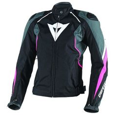 Dainese Women's Raptors Jacket at RevZilla.com