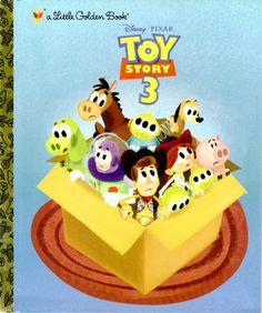 Toy Story 3 (Little Golden Book) - Disney Wiki - Wikia