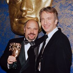 At the 1997 BAFTA awards ... I think the actual date was April 28th, 1997.