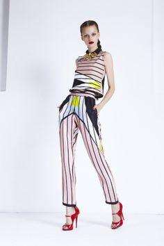 Sfilata Daniele Carlotta Milano - Collezioni Primavera Estate 2014 - Vogue