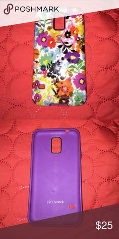 An original speck case for galaxy s5. In really good condition only been used up to 3 times speck Accessories Phone Cases