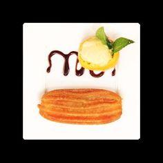 Tulumba :Crispy fried dough  from Makkah Halal Tandoori Restaurant in Los Angeles #Food #Bakery #Tulumba forked.com