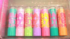 Up your Baby Lips game.