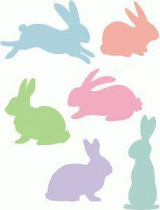 Ostern Silhouette Design Store - View Design bunnies Tips to Help Your Child Stay Healthy an Silhouette Design, Silhouette Projects, Silhouette Store, Rabbit Silhouette, Happy Easter, Easter Bunny, Easter Eggs, Bunny Crafts, Easter Crafts
