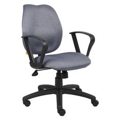 Boss Task Chair with Loop Arms