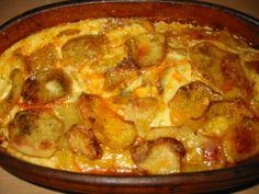 Musaka me patate