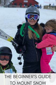 Everything you need to know about Mount Snow. Planning a family ski trip to Vermont. MomTrends.com #vermont #ski #familyski #travel #familytravel