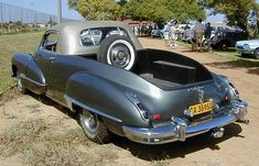 1948 cadillac pickup