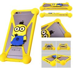 Cheap bumper iphone, Buy Quality silicon bumper directly from China bumper case for iphone 5 Suppliers: Silicone 3D Cartoon Stitch Minnie kitty Universal Phone Frame Bumper For Sony Xperia Z L36h L36i C6602 C6603 Case Free S