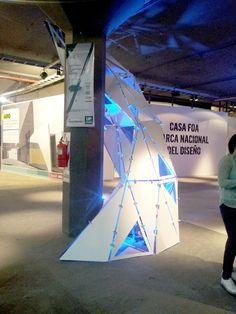 UP installation #casafoa