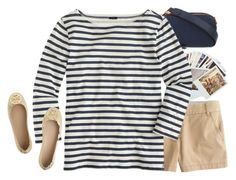 """""""#100"""" by donut2001 ❤ liked on Polyvore featuring Marc Jacobs, Chronicle Books, J.Crew and Tory Burch"""