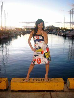 Sail Me Away #boutique #dress. #fashion