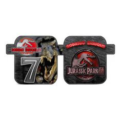 kit imprimible Jurassic Park - Cute Party Kits - invitaciones infantiles, despedidas, baby shower, Kits imprimibles personalizados - Fiestas tematicas, Imprime tu misma!