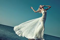 Badgley Mischka Bridal Spring 2015 Wedding Dresses
