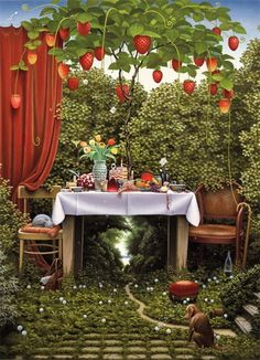Yerka Land Holiday Room by Ceaco
