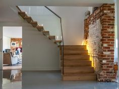 vosgesparis: Barn conversions and 1m2 stairs in small apartments