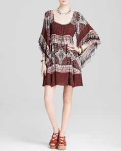 Free People Dress - Heart Of Gold