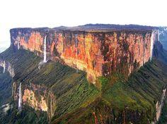 Parque Nacional de Canaima Venezuela.