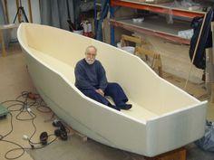 Foam Core Boat Building