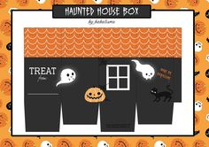 babalisme halloween 2014 haunted house box | Flickr - Photo Sharing!