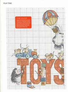 Margaret Sherry - Toys 1