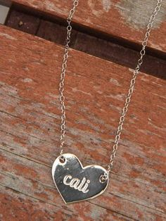 Silver California Dreaming Necklace – CA LIMITED