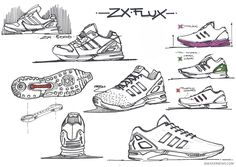 speical offer autumn shoes low price sale adidas zx flux dessin