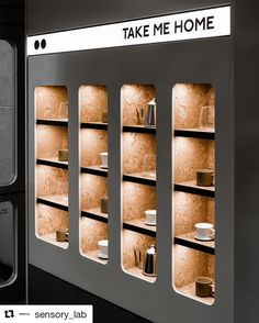 Design by Foolscap Studio Shelf Design, Display Design, Booth Design, Showroom Interior Design, Cafe Interior, Showroom Ideas, Retail Store Design, Retail Shop, Coffee Shop Design
