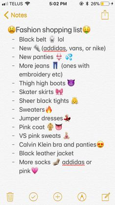 Fashion shopping list  #fashion #beauty #style #tips #advice #selfcare #selflove #valentinesday