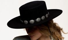 Cowgirl Magazine - 5 Stylish Black Felt Hats