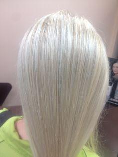 Julianne hough inspired color correction white blonde hair light blonde hair