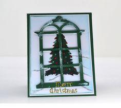 Items similar to Handmade Christmas Card, Gift Card, Christmas Tree, Christmas Card with Envelope, Greeting Card on Etsy Christmas Tag, Handmade Christmas, Selling On Pinterest, Xmas Tree, I Card, Ladder Decor, Gift Tags, Card Stock, Envelope