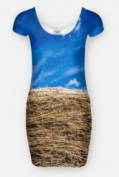Sukienka z kawałkiem nieba