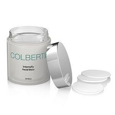 Colbert MD Daily Nutrition for Skin - Intensify Facial Discs by COLBERT MD. $58.00. Bromelain, Concentrated pineapple enzyme, often used as a therapeutic supplement. Eliminates dull skin, dry texture and environmental toxins, providing a distinctive luminosity.. Lactic acid, a gentle natural exfoliant, dating back to Cleopatra's milk baths.  Known to reduce fine lines, wrinkles, age spots and hyper pigmentation.. Microdermabrasion and enzyme action increase cell turno...