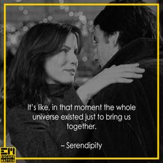 7 Best Serendipity Movie Quotes images   Quotes ...