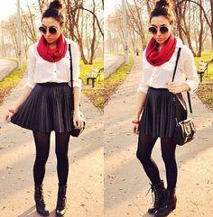 JoJoWerk: Fall Outfit Inspirations