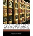 Cases Conflict Laws-Selected Decisions English-Ernest Gustav Lorenzen - http://books.goshoppins.com/law/cases-conflict-laws-selected-decisions-english-ernest-gustav-lorenzen/