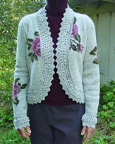 Ravelry: jarmain's Botticelli sweater