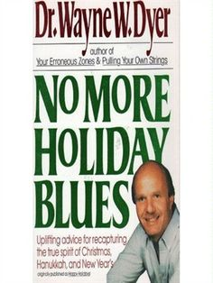 Cover of No More Holiday Blues Available for download from Mesa Public Library!