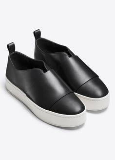 Wallace Leather Sneaker for Women | Vince