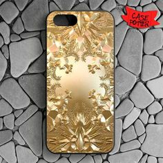 Jay-Z Kanye West Album Cover iPhone 5 iPhone 5S Black Case