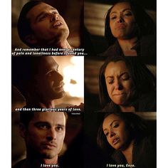 """#TVD 7x22 """"Gods & Monsters"""" - Bonnie and Enzo (Part 2/2)"""