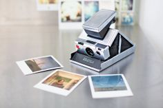 Though you can get the latest version of instant cameras with products like the Fuji Instax, nothing replaces the nostalgia of a pop-up Polaroid camera, accordion body and all. The Polaroid SX-70 line ($350-$450) was produced from 1973-1977, and a limited line of units are now available through Photojojo, restored to their original function — capturing and printing memories in just seconds. Three camera finishes are available: ivory leather, chrome, and that classic brown finish. The SX-70…